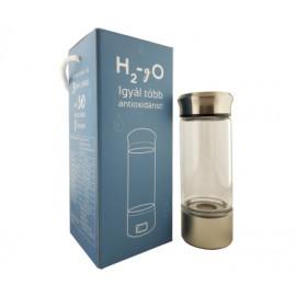 Hidrogénes vizet készítő H2-gO, hordozható készülék!