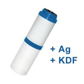 Asztali víztisztító kombi szűrőbetét AG-KDF