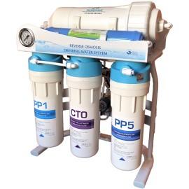 RO 116 – RO 117 Fresh víztisztító