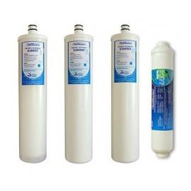 Szűrőbetét PurePro csomag-4db ''S'' széria RO víztisztító berendezéshez