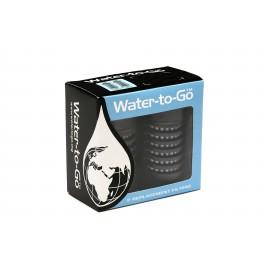 Water-To-Go 75cl vízszűrő cserebetét csomagban