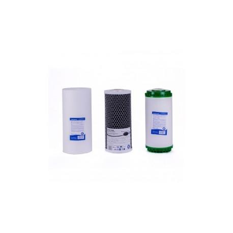 Szűrőkészlet közepes teljesítményű központi víztisztítóhoz