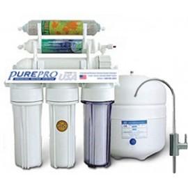 Víztisztító PurePro RO107M visszasózóval, energetizálóval