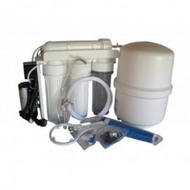 Víztisztító H-ARO-5-1 nyomásnövelővel