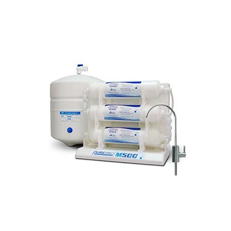 PruePro M500P víztisztító nyomásnövelővel