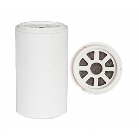 Economy KDF zuhanyszűrő betét tölthető.