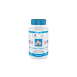 Bioheal Multivitamin Gyermekeknek 21 esszenciális összetevővel 70 db