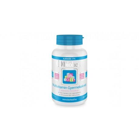 Multivitamin Gyermekeknek 21 esszenciális összetevővel 70 db