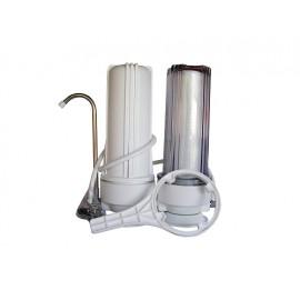 Csapra szerelhető víztisztító CT -2H
