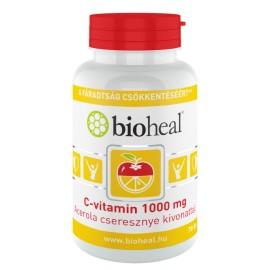 Csipkebogyós C-vitamin 1000 mg nyújtott felszívódással 70 db