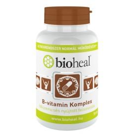 Bioheal B-vitamin Komplex időszemcsés kapszula 70-db