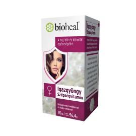 Bioheal Igazgyöngy Szépségvitamin 70-db