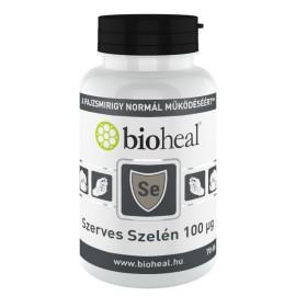 Bioheal Szerves Szelén étrend-kiegészítő 100 µg 70-db