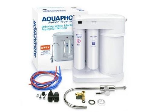 Aquaphor Morion OZMO RO-101S víztisztító berendezés