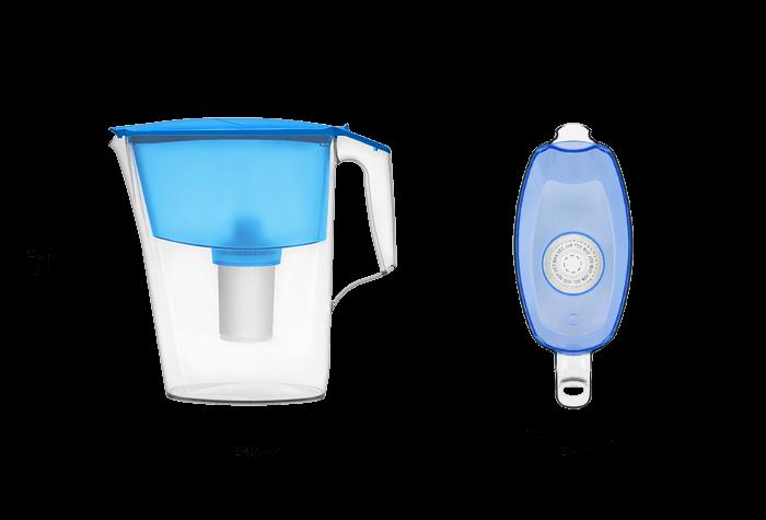 Az Aquaphor Standard vízszűrő kancsó
