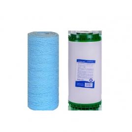 Központi víztisztító 2-szűrős közepes teljesítményű antibakteriális.
