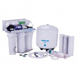 Vízszűrő berendezés (Ro-Traditional) nyomásfokozó szivattyúval