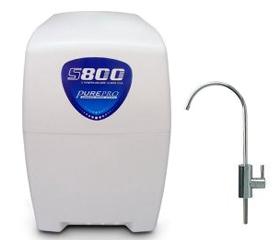 RO víztisztító M800P nyomásfokozóva