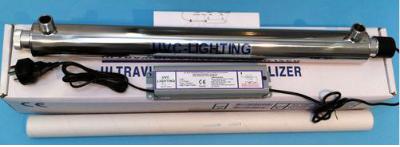 UV lámpa készlet, nagy teljesítményű, UV-601, 32W