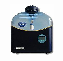 PurePro Astroboy konyhai pultra helyezhető RO víztisztító levehető tartállyal.