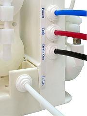 PruePro víztisztító M500P nyomásnövelővel